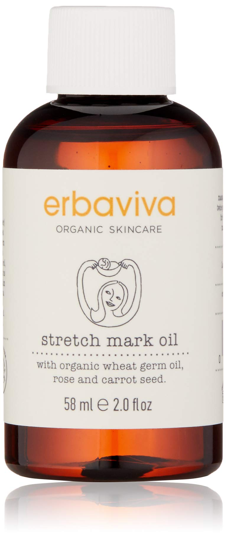 erbaviva Organic Stretch Mark Oil