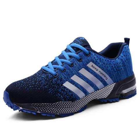 FZUU Athletic Minimalist Trail Running Shoes Lightweight Jogging Walking Gym Sports Sneakers for Men Women