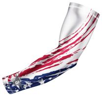 USA Mexico P. R. Flag Compression Arm Sleeve - Youth - Adult - Baseball Football