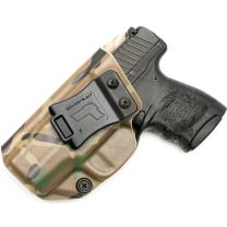Tulster Walther PPS M2 9mm/.40 Holster IWB Profile Holster - Left Hand