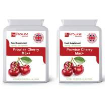 Cherry Max 750mg 90 Capsules - Pack of 2 by Prowise Healthcare