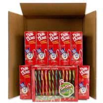 Dum Dums Candy Canes 12-12 count boxes
