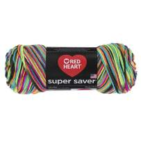 Coats: Yarn Blacklight Red Heart Super Saver Econ Yarn