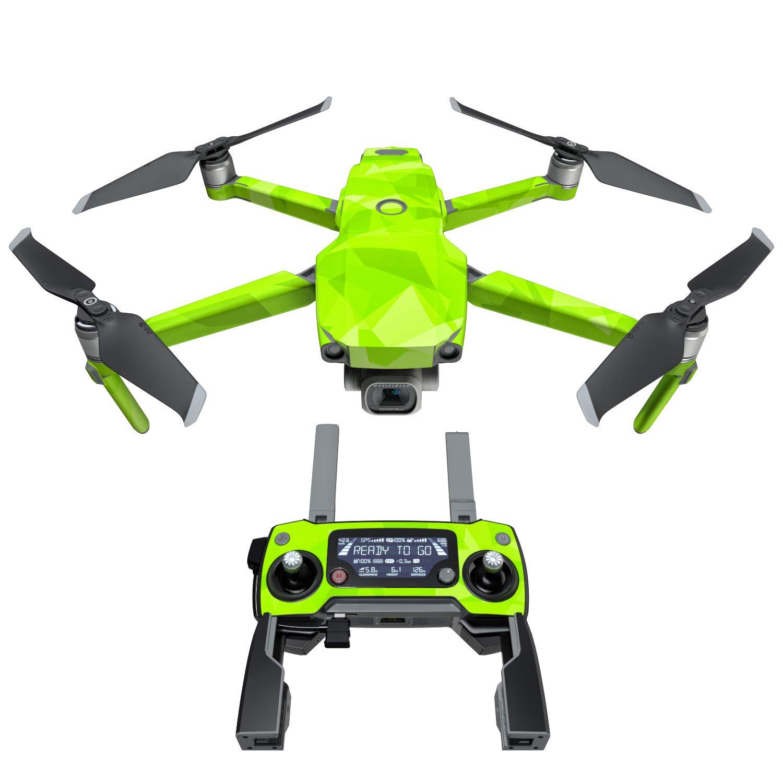 Venom Decal Kit for DJI Mavic 2/Zoom Drone - Includes 1 x Drone/Battery Skin + Controller Skin
