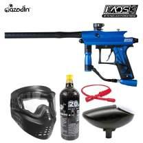 Maddog Azodin KAOS 3 Bronze Paintball Gun Marker Starter Package