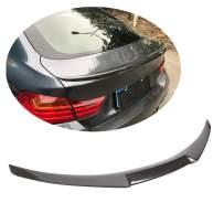 MCARCAR KIT Trunk Spoiler fits BMW 4 Series F36 Gran Coupe 2014-2019 Factory Outlet Carbon Fiber CF 420i 428i 435i 440i 4Door Rear Boot Lid Highkick Wing Lip
