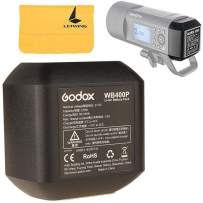 GODOX WB400P AD400Pro 21.6V/2600mAh Lithium-ion Battery Pack for GODOX AD400Pro 400ws GN72 TTL 2.4G System Outdoor Flash Strobe Light
