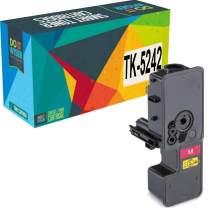 Do it Wiser Compatible Toner Cartridge Replacement for TK-5242 Kyocera Ecosys M5526cdw P5026cdw P5026cdn M5526cdn | TK-5242M 1T02R7BUS0 (Magenta)