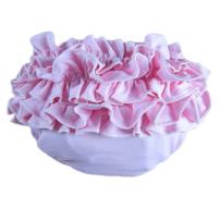 Lisianthus Baby Girls' Cotton Ruffles Bloomers Diaper Cover