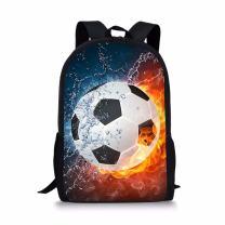 """CHAQLIN 17"""" School Bag Children Bookbag Backpack Polyester Rucksack"""
