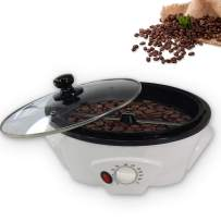 Electric Coffee Roaster Machine Coffee Bean Roaster for Home Use Household Coffee Roaster 110V