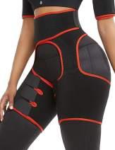 Adjustable Thigh Support High Waist Training Ultra Light Thigh Trimmer Neoprene Thigh Support Shapewear