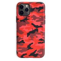 Velvet Caviar Compatible with iPhone 11 Pro Max Case Camo for Men & Women - Cool Protective Phone Cases (Red Camouflage)