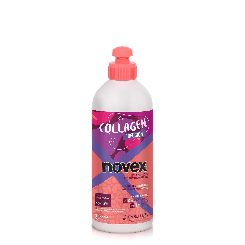 Novex Organic Collagen Infusion Leave In 300g - Vegan Formula