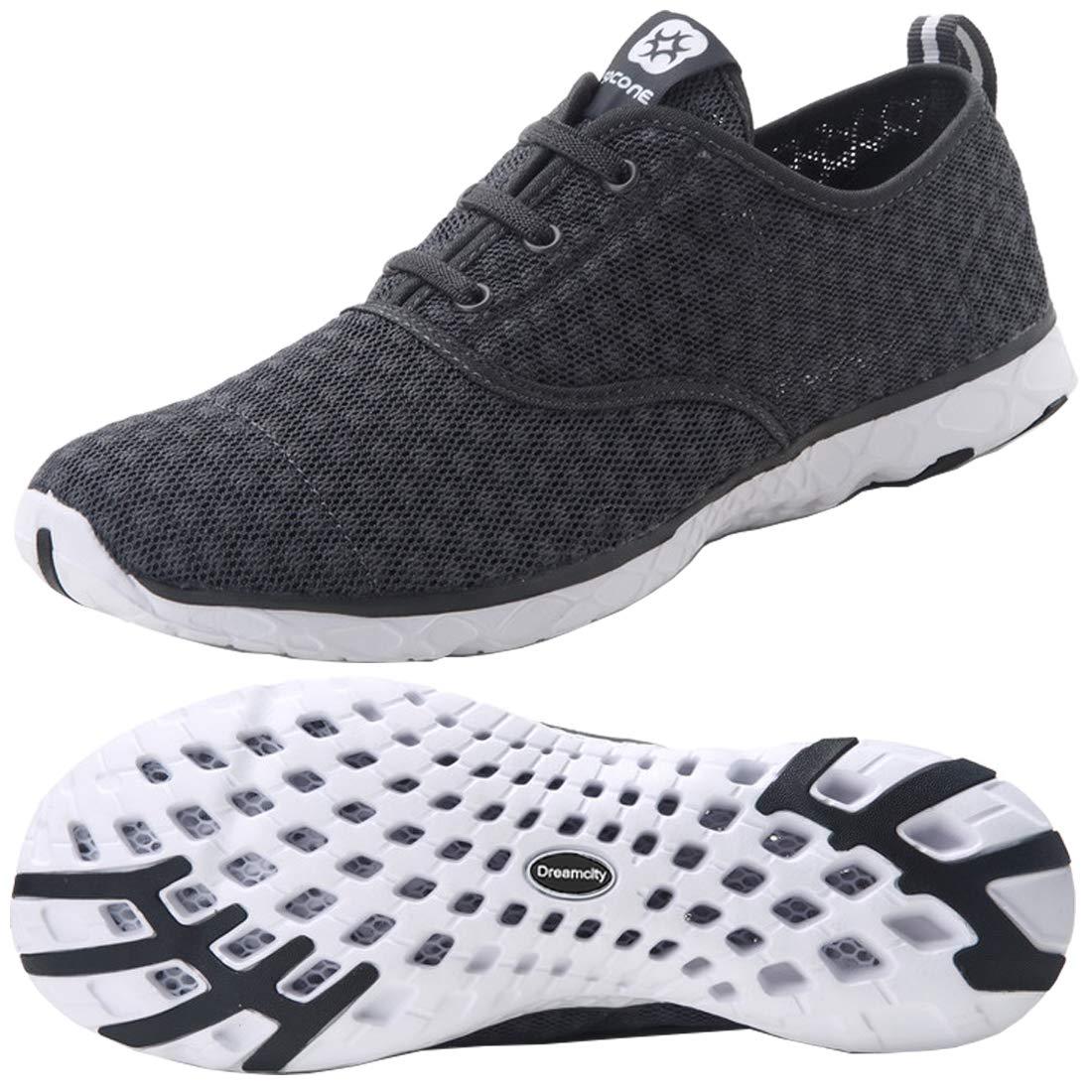 Dreamcity Men's Water Shoes Athletic Sport Lightweight Walking Shoes