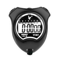 LEAP Professional Digital Sports Stopwatch Timer, Shockproof Stopwatch with Extra Large Number Display, Great for School Community or Personal, Track Field Events and Swim Events