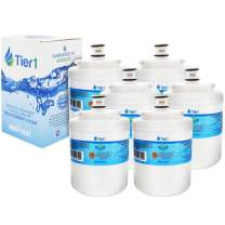 Tier1 Replacement for Maytag UKF7003, EDR7D1, UKF7003AXX, UKF7002AXX, UKF7002, UKF7001, UKF7001AXX, UKF6001, UKF5001 Refrigerator Water Filter 6 Pack