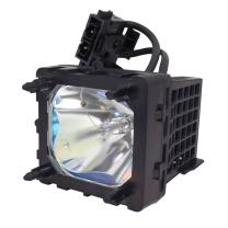 AuraBeam XL-5200 Replacement Lamp with Housing for Sony TVs XL5200 Projection Bulb KDS60A2000 KDS60A3000 KDS50A2000 (Original Philips)