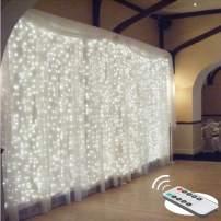 YAVOCOS 10M 32.8 Ft Fairy Garland AA Battery LED Ball String Lights Waterproof for Christmas Tree Wedding Indoor Decoration Light