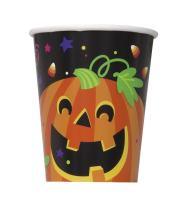 9oz Happy Halloween Party Cups, 8ct