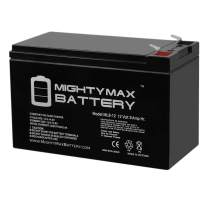 Mighty Max Battery 12V 8AH SLA Replacement Battery for Elk 1280 for Alarm Systems Brand Product