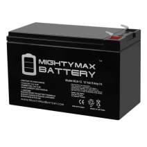 Mighty Max Battery 12V 8Ah UPS Battery Replacement for APC Back-UPS ES BE550G Brand Product