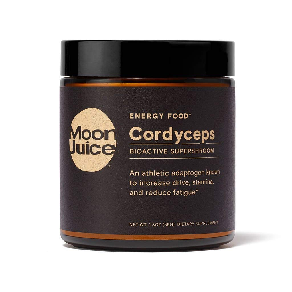 Moon Juice - Cordyceps Bioactive Super Mushroom   Organic Adaptogen
