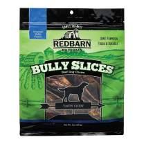 Redbarn Bully Slices for Dogs (Original Beef, Peanut Butter, Vanilla, French Toast) Natural Dental Treats