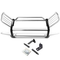 DNA MOTORING GRILL-G-067-SS Front Bumper Brush Grille Guard [for 06-12 Rav4],Silver