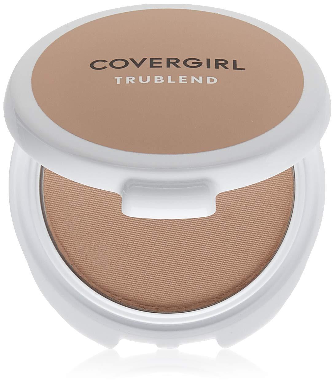 CoverGirl TruBlend Mineral Pressed Powder, Translucent Honey 0.39 oz