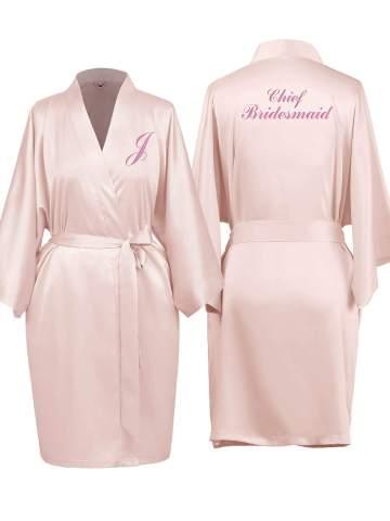 Personalised Gift Gift Men/'s Custom Robe Men/'s Dressing Gown Men/'s Personalised Robe Rhinestone Diamante Robe Personalized Robe