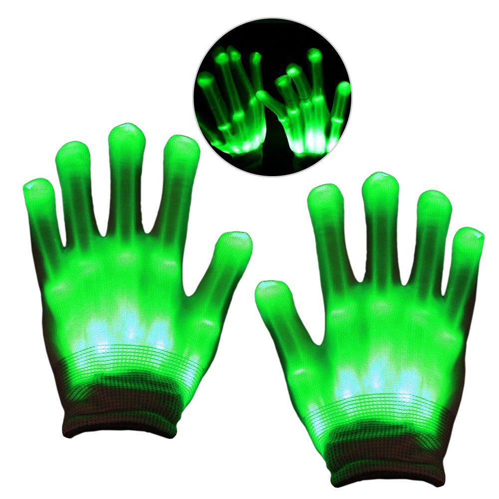 Dreamingbox Children LED Finger Light Gloves - Boys Toys & Kids Gifts