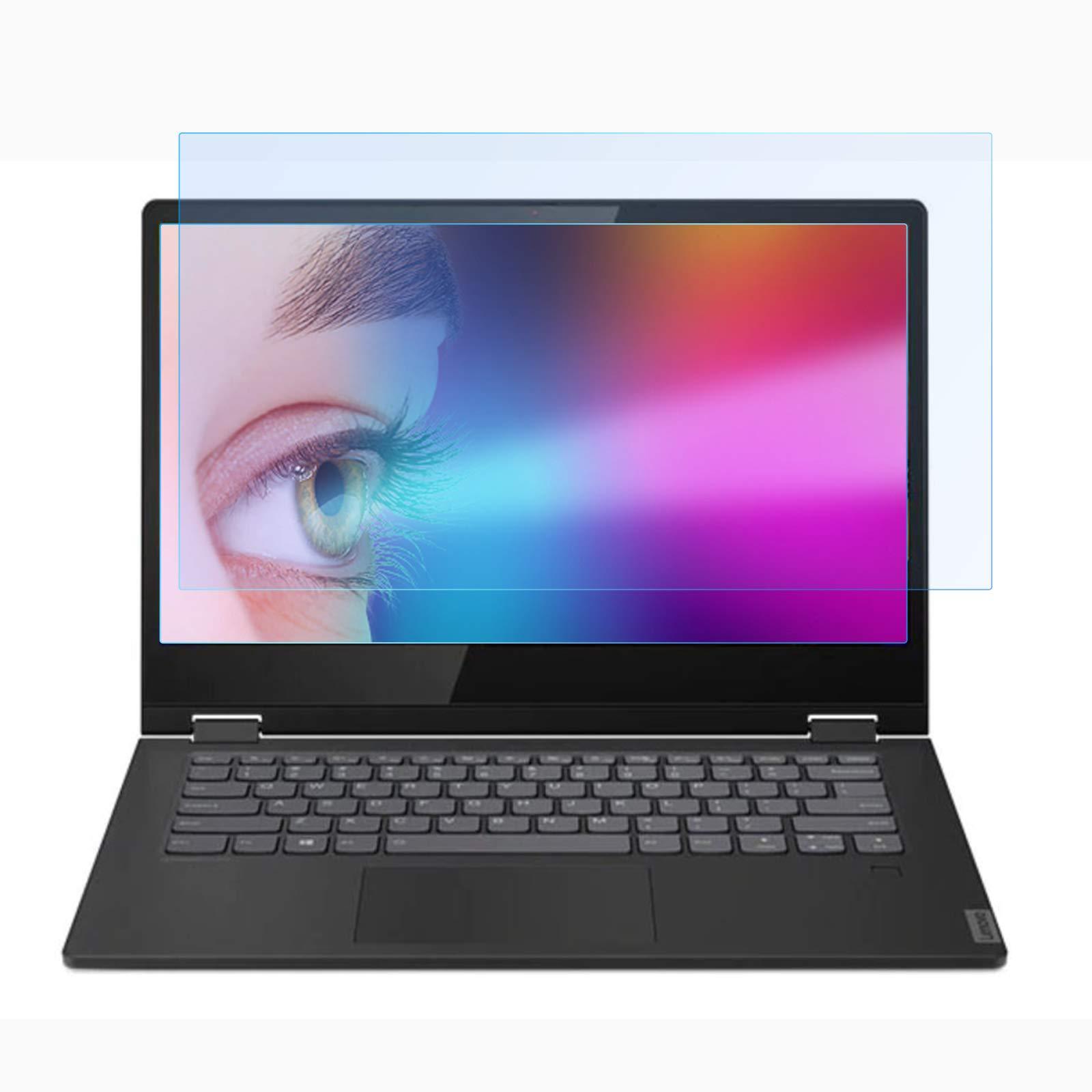 "14 Inch Blue Light Screen Protector Laptop Anti Glare Filter Eye Protection Blue Light Blocking Screen Protector for 14"" with Display 16:9 Laptops (for 14 inch laptop)"
