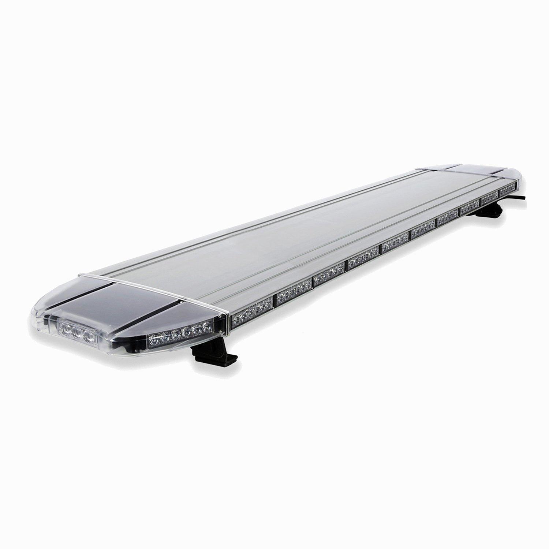 Aviator TIR Emergency 3 watt LED Light Bar 55 in (Amber)