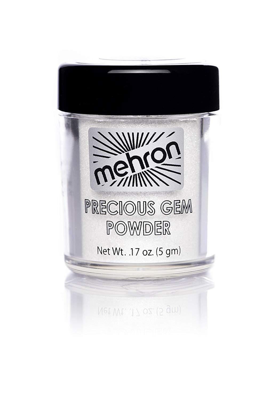 Mehron Makeup Precious Gem Powder (.17 ounce) (Diamond)