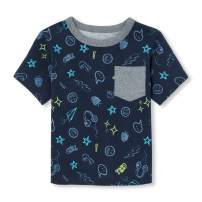 The Children's Place Baby Boys Printed Novelty Tees