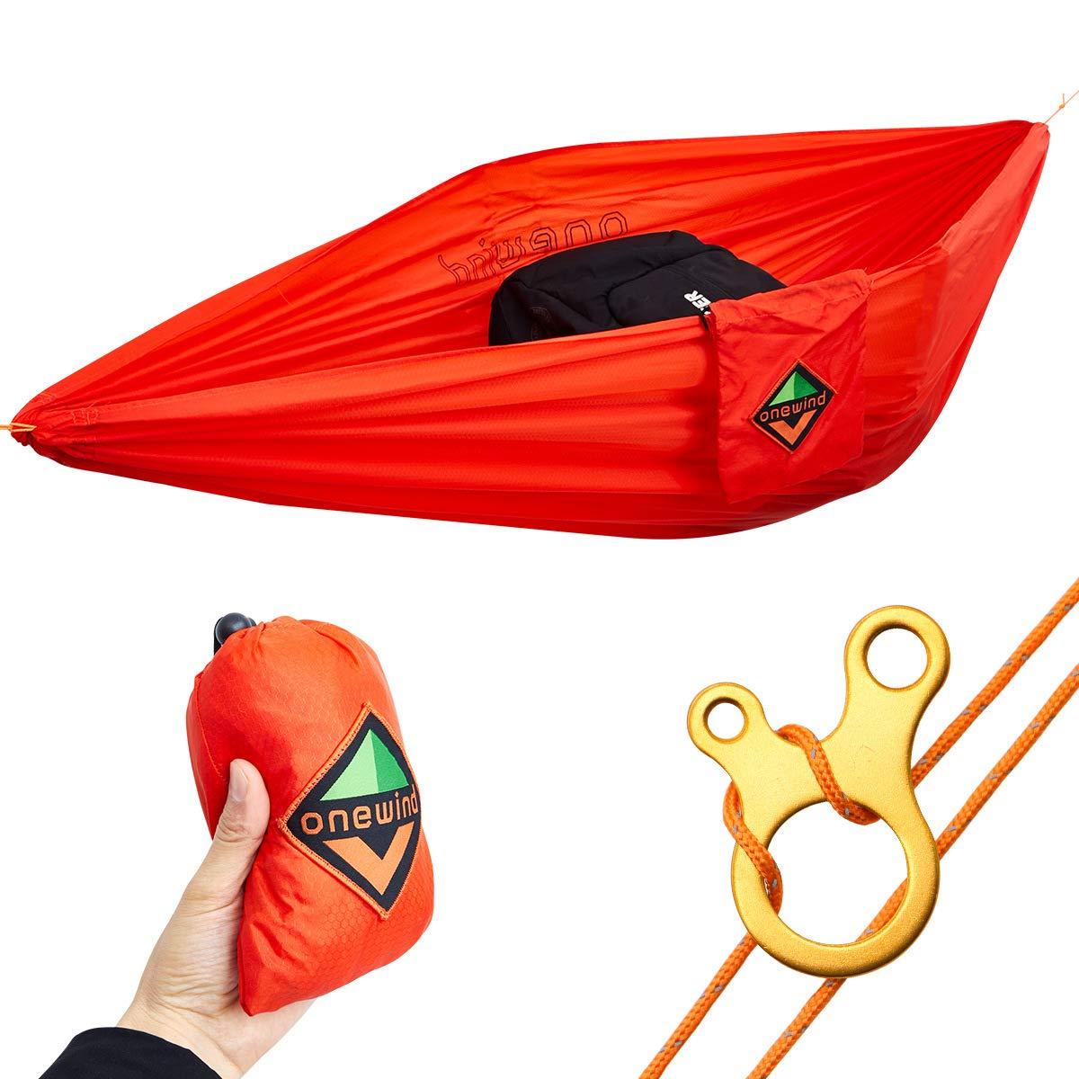onewind Gear Hammock Mini Storage Camping Accessories Hammock Portable Outfitters Underbelly Gear Sling Hammock…