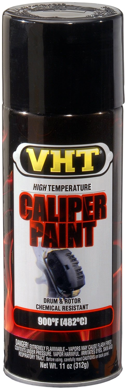 VHT ESP734000 Gloss Black Brake Caliper Paint Can - 11 oz.