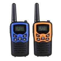 ROBUD Walkie Talkies for Kids & Adults, Long Range Two Way Radios Up to 5 Miles 22 Channels, Gift for Family Teens Kids Boys Girls (2 Pack)