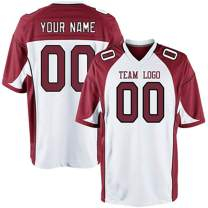 UIOP Custom All Teams Fashion Style Design Football Jerseys Personalized Any Name and Number Jerseys Mens Womens Youth