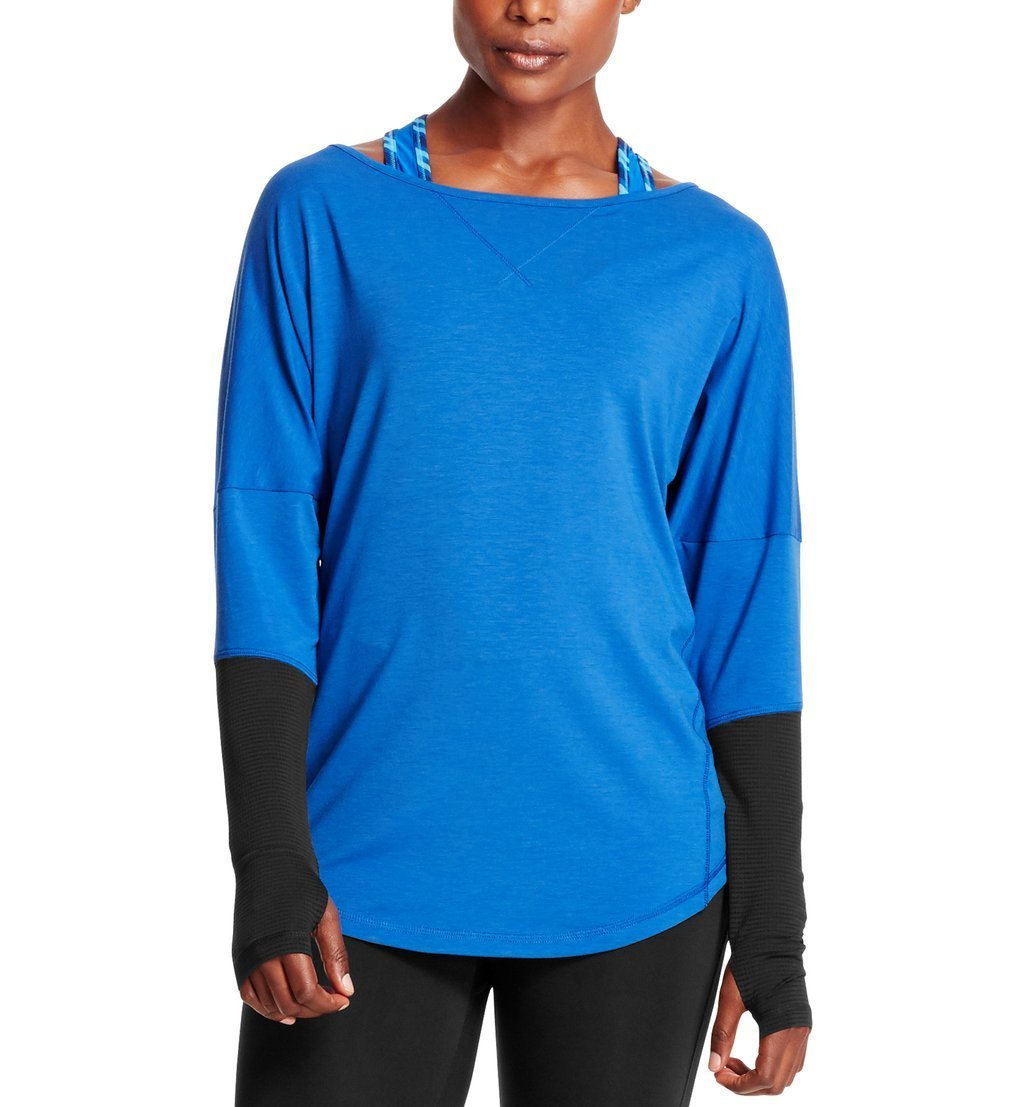 Mission Women's VaporActive Amplified Merino Long Sleeve Shirt