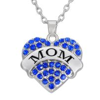 I Love My Family Necklace Wonderful Gift Idea
