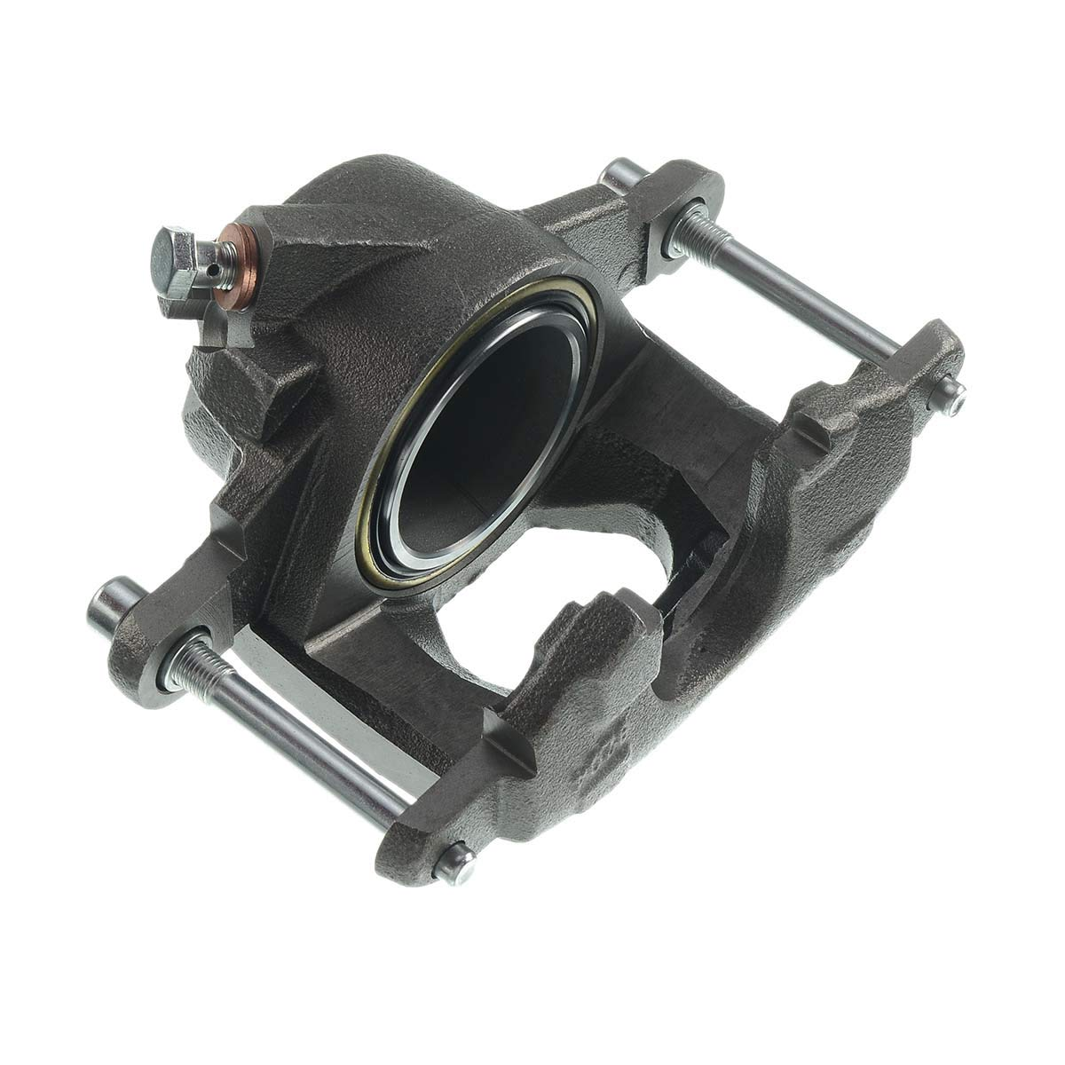 Front Left Brake Caliper Assembly Replacement for Chevrolet GMC Buick Pontiac Oldsmobile