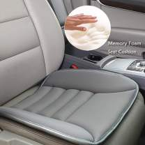 Big Ant Car Seat Cushion Pad Memory Foam Seat Cushion,Pain Relief Memory Foam Cushion Comfort Seat Protector Perfect for Car Office Home Use,Gray(1PC)