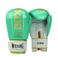 Wesing Sports Classic 10 OZ Boxing Gloves for Women Bagwork Sparring Boxing Gloves