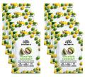 Little Secrets All Natural Fair Trade Gourmet Chocolate Candy - Toasted Coconut Case [5 oz., 8 count]