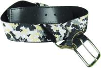 TCK Sports Digital Camo Elastic Adjustable Baseball/Softball Belt