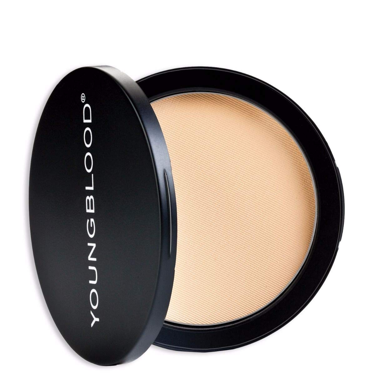 Youngblood Mineral Cosmetics Natural Pressed Mineral Rice Powder - Dark - 8 g / 0.28 oz