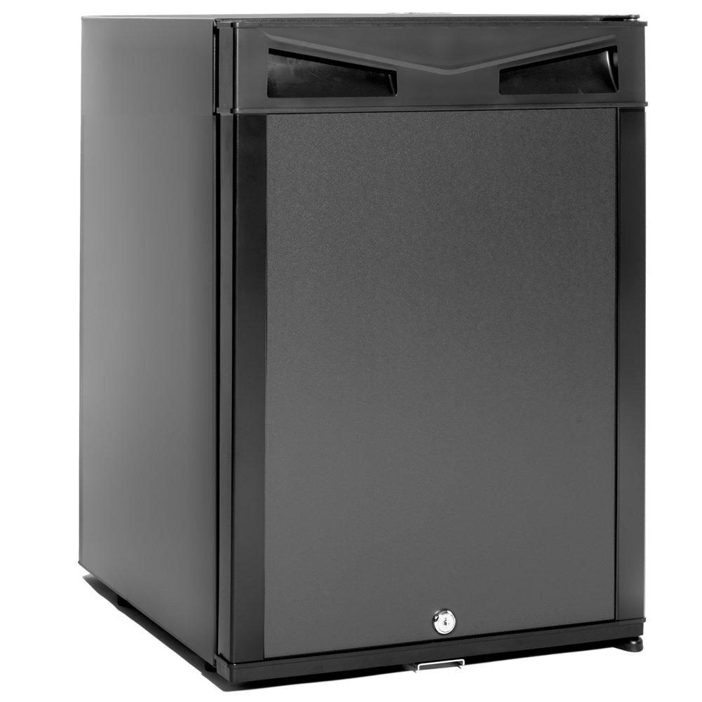 SMAD Domestic Absorption Portable Mini Refrigerator with Lock, 12 volt / 110 volts