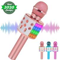 Most Popular Toys for 4 5 6 Year Old Girls Gifts,Wireless Karaoke Microphone for Kids Age 7-16,Hottest Birthday Presents for 8 9 10 11 12 Young Preteen